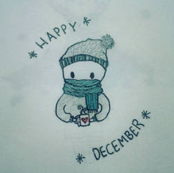 Happy December! by AdorkableSpaz