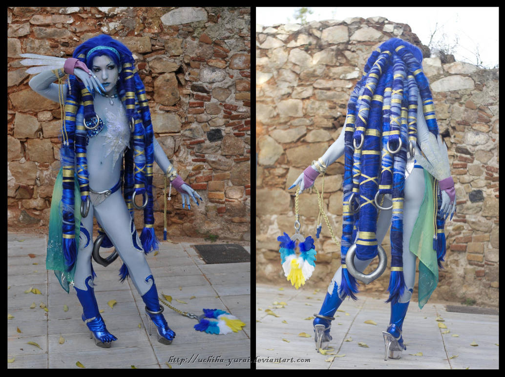 Shiva FFX by Yurai-cosplay