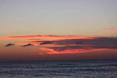 Over the ocean by savasrule