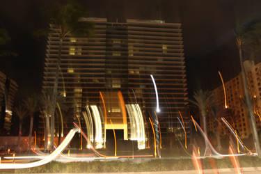 Flashing lights by savasrule