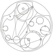 Gallifreyan request- you should be studying by Malallory