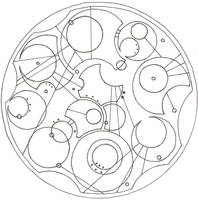 Gallifreyan request for inspirationaladventures by Malallory