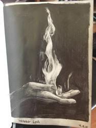 Firespell by eirves