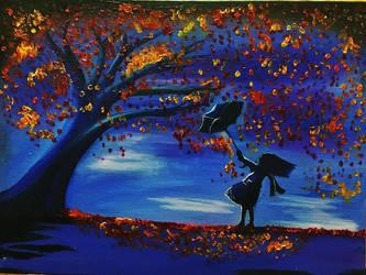 Autumn wind by Arina6713