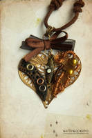 Steampunk Heart, autumnpearl by maria-chan