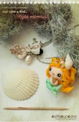 little mermaid by maria-chan