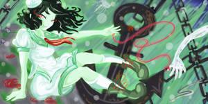 Sinker Ghost by Akiro-Atalanta