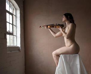 Violin by ThePhantomEmir