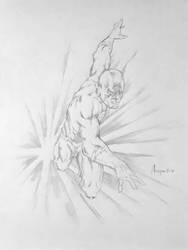 Run Flash, run! by DarkMotoMark