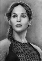 Katniss Everdeen by PopoKarimz
