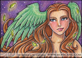 Eria ACEO by Monica-NG