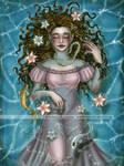 Dreaming on Aquamarine Tides by Monica-NG