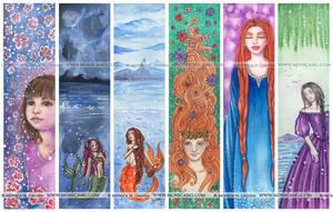 Random Bookmarks by Monica-NG