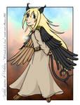 Yukari princesa de Archarion by Monica-NG