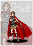 Venux Bellatrix Orionis by Monica-NG