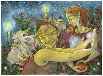 December by liselotte-eriksson