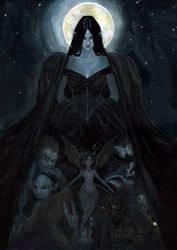 Night by liselotte-eriksson