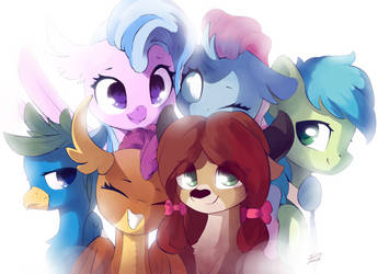 Secondary Six by freeedon