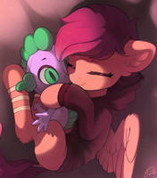 Soft toy by freeedon