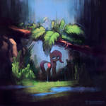 Rain by freeedon