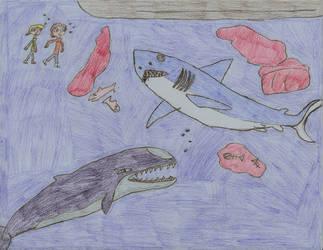 Deep Sea Killers by CKDinomite65