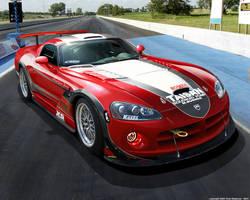 Dodge  Viper Drag by W25