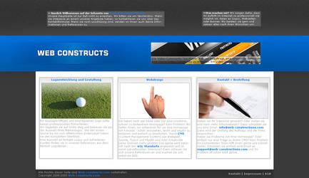 Web Constructs Prepage by d4rk1llu