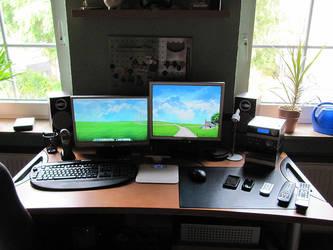 Workplace '09 by d4rk1llu