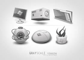Grayscale by HYDRATTZ