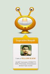 YellowID by HYDRATTZ