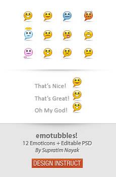 Emotubbles by HYDRATTZ
