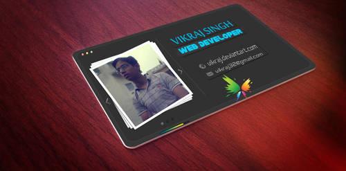 Business Card by vikraj