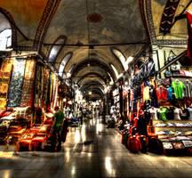 Bazaar by Mserdaroglu