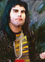 Freddie Mercury- by innuendo by QueenAnatolia