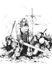 Battlefield by dsherburne