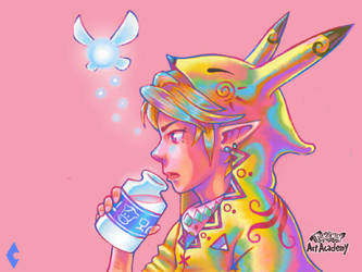 Keaton Onesie Link by HaruKazuhira