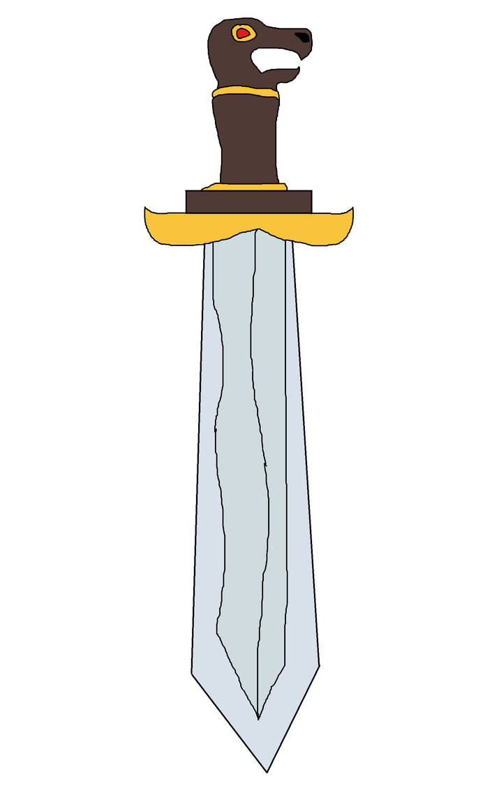 Sword of Hinra by Perithefox10