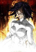 Alita 'Out of the Fire' by Sarinilli