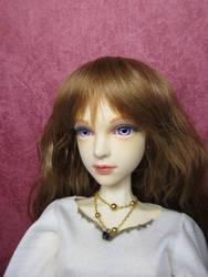 Lea as Hylia by Sarinilli