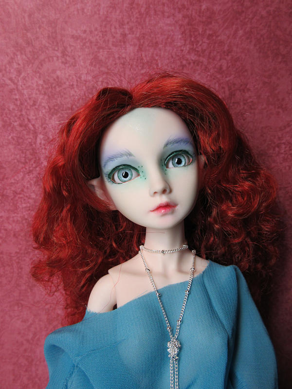 Marilla's Human Look by Sarinilli