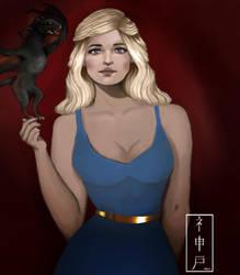 daenerys targaryen by prince6130