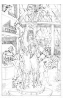 Wonder Woman by DeanJuliette