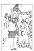 Supergirl halloween costume by DeanJuliette
