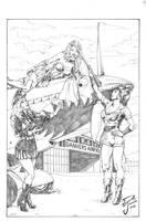 Bombshell Girls by DeanJuliette