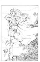 Supergirl by DeanJuliette