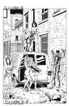 Scooby Girls vs DC Girls 02 02 By DeanJuliette Hig by DeanJuliette