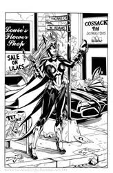 Batwoman by DeanJuliette