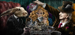 It's my Cup of Tea by Leonardo-Lambrecht
