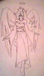Angel-Like by x0xLliithiiumx0x