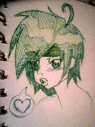 Green is Love. by x0xLliithiiumx0x